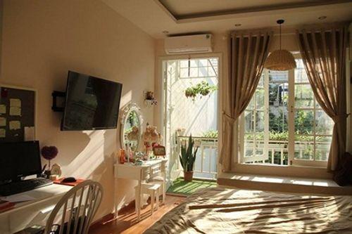 Bình minh trong căn hộ vintage bốn mùa ngập sắc hoa - Ảnh 1