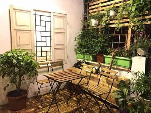 Bình minh trong căn hộ vintage bốn mùa ngập sắc hoa - Ảnh 7