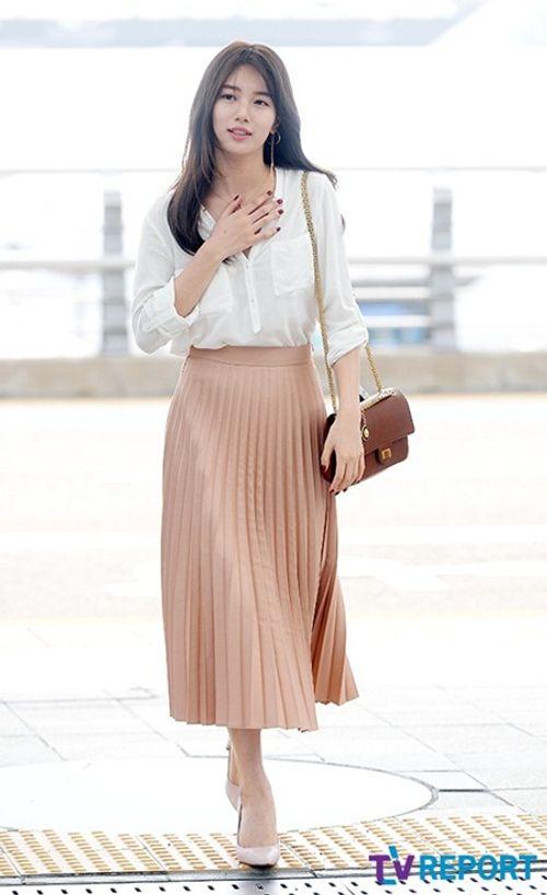 Top 10 xu hướng thời trang xứ Hàn không thể bỏ qua mùa thu này! - Ảnh 11