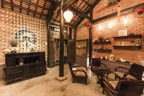 Thức giấc trong căn nhà cổ kính nằm yên nơi phố Hội - Ảnh 2
