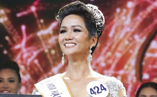"""Hoa hậu H'Hen Niê: """"Tôi không dám nói mình là người sở hữu ngoại hình đẹp nhất"""" - Ảnh 1"""