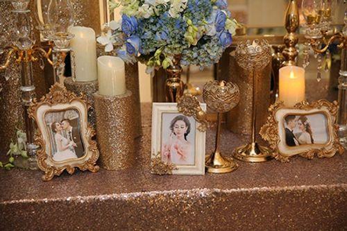 """Dàn sao """"khủng"""" và những hình ảnh ấn tượng nhất tại đám cưới Lâm Khánh Chi - Ảnh 7"""
