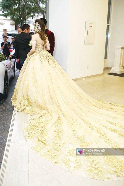 """Dàn sao """"khủng"""" và những hình ảnh ấn tượng nhất tại đám cưới Lâm Khánh Chi - Ảnh 10"""