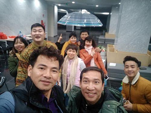 Táo Quân 2018: Hé lộ sự trở lại của 2 nghệ sĩ Minh Vượng, Minh Hằng - Ảnh 1