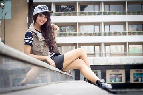Hoa hậu H'Hen Niê tóc ngắn cá tính, tóc dài cũng xinh đẹp không kém ai - Ảnh 9