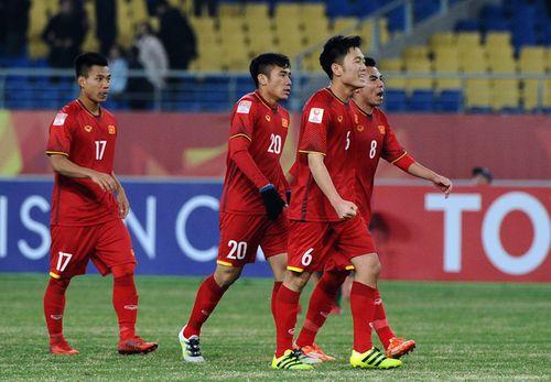 Tạo bất ngờ ở VCK U23 Châu Á 2018, U23 Việt Nam gây chú ý với truyền thông quốc tế - Ảnh 1