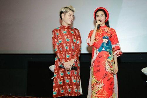 Hòa Minzy bật khóc, tuyên bố năm 2018 không thành công sẽ tạm dừng sự nghiệp - Ảnh 1