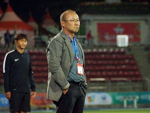 HLV Park Hang Seo chuẩn bị gì cho U23 Việt Nam trước trận gặp U23 Qatar? - Ảnh 1