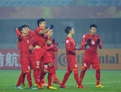 U23 Việt Nam thắng U23 Iraq và phản ứng của cư dân mạng Trung Quốc - Ảnh 1