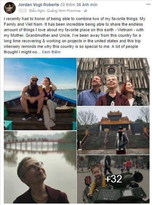 """Đạo diễn """"Kong"""" trở lại Việt Nam cùng gia đình sau vụ bị đánh - Ảnh 1"""