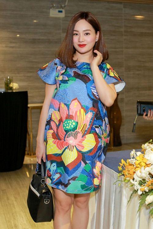 Diễn viên Lan Phương tiết lộ mang bầu 5 tháng với vị hôn phu ngoại quốc - Ảnh 2