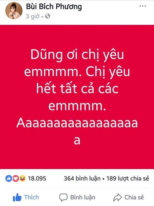 """U23 Việt Nam chiến thắng: Mr Đàm """"đi bão"""", Tóc Tiên muốn hôn Tiến Dũng - Ảnh 5"""