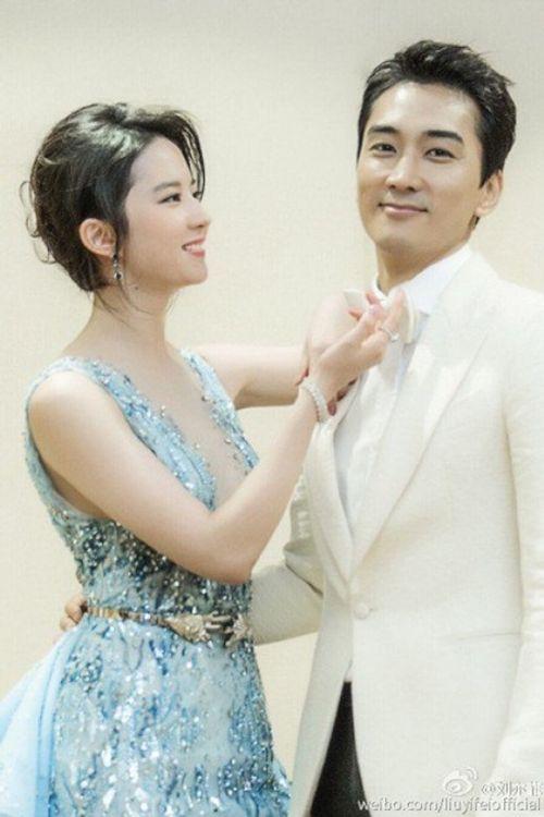 Cặp đôi Hoa Hàn tuyệt đẹp Lưu Diệc Phi - Song Seung Hun xác nhận chia tay - Ảnh 1