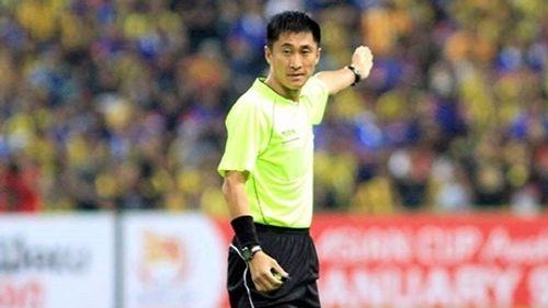 Trọng tài Trung Quốc bắt chính trận chung kết U23 Việt Nam vs U23 Uzbekistan - Ảnh 1