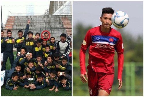 """U23 Việt Nam và những khoảnh khắc """"cute không đỡ nổi"""" thời thơ ấu - Ảnh 9"""