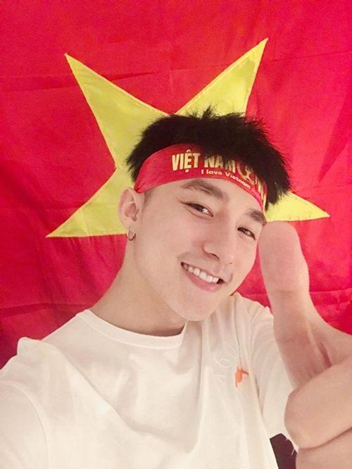 Hoài Linh, Mỹ Tâm cũng dàn sao Việt gửi lời động viên siêu đáng yêu tới U23 Việt Nam - Ảnh 4