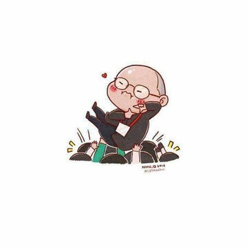 """Clip: Quảng cáo siêu dễ thương của HLV Park Hang Seo cùng """"em gái quốc dân"""" - Ảnh 3"""