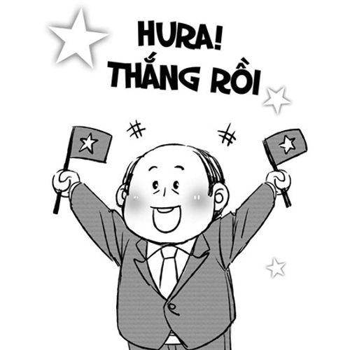 """Clip: Quảng cáo siêu dễ thương của HLV Park Hang Seo cùng """"em gái quốc dân"""" - Ảnh 5"""