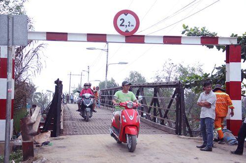11 ngày sau sự cố, cầu Long Kiển chính thức thông xe trở lại - Ảnh 1