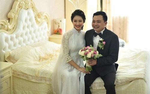 Điểm lại loạt đám cưới đình đám nhất của showbiz Việt năm 2017 - Ảnh 9