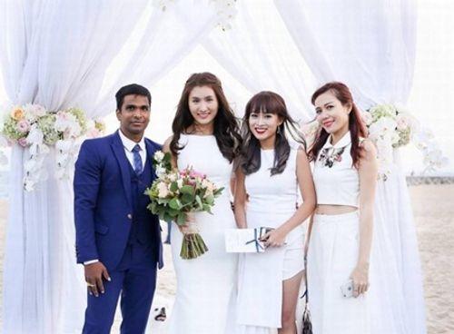 Điểm lại loạt đám cưới đình đám nhất của showbiz Việt năm 2017 - Ảnh 13