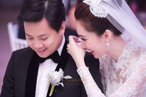 Điểm lại loạt đám cưới đình đám nhất của showbiz Việt năm 2017 - Ảnh 2