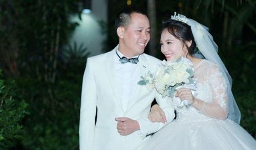 Điểm lại loạt đám cưới đình đám nhất của showbiz Việt năm 2017 - Ảnh 5