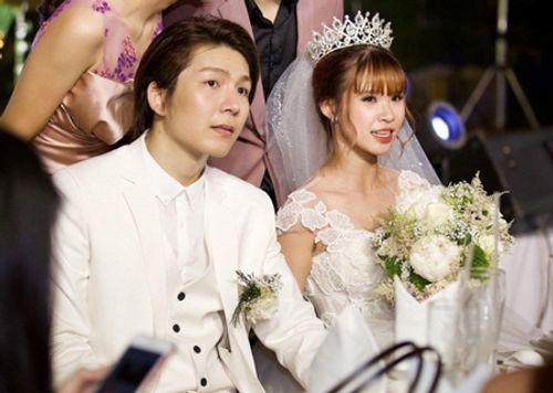 Điểm lại loạt đám cưới đình đám nhất của showbiz Việt năm 2017 - Ảnh 7