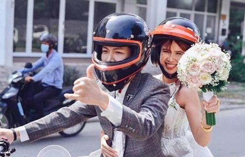 Điểm lại loạt đám cưới đình đám nhất của showbiz Việt năm 2017 - Ảnh 8