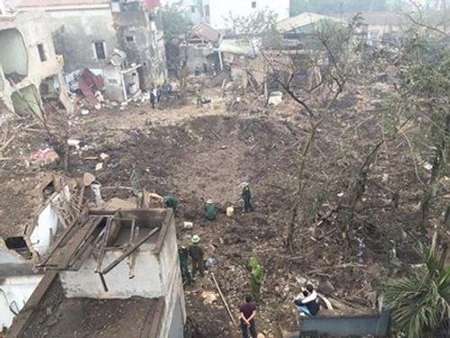 Vụ nổ ở Bắc Ninh: Chủ bãi phế liệu đưa ra lời khai mâu thuẫn - Ảnh 1