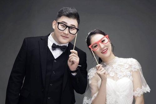 Đám cưới của Thiên Lôi to béo nhất Táo quân và bà xã xinh như hotgirl - Ảnh 3