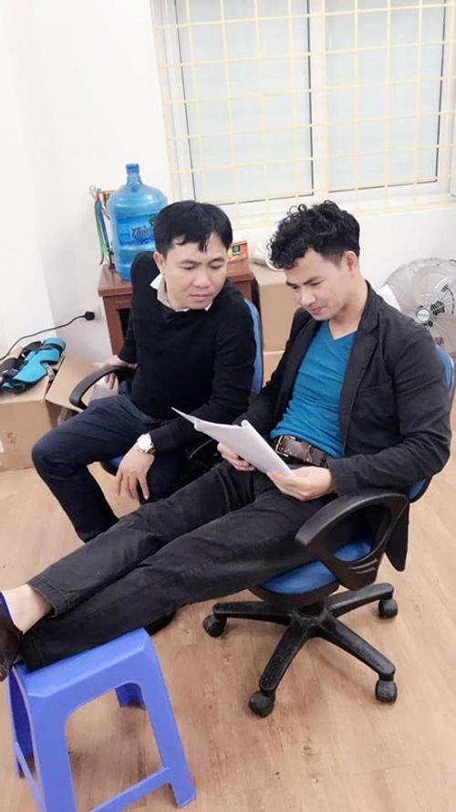 Clip hậu trường đầu tiên về buổi đọc kịch bản của Táo quân 2018 - Ảnh 2