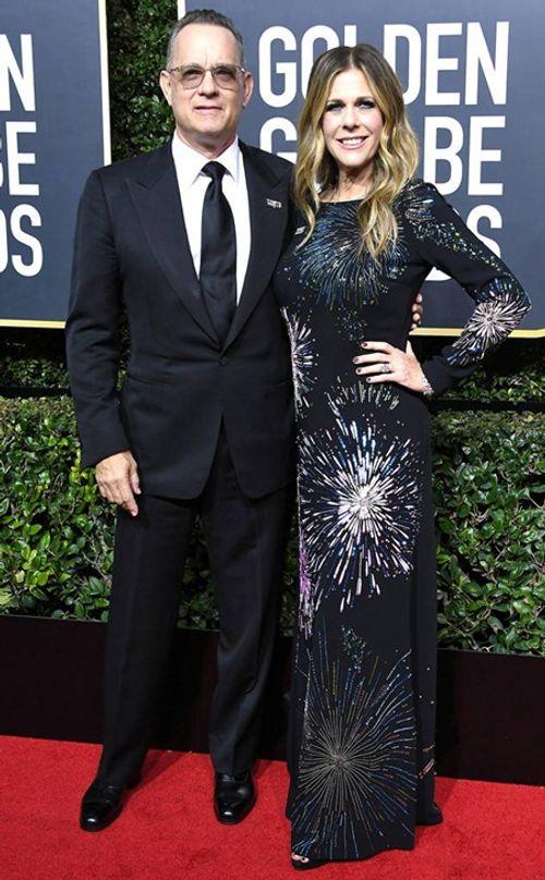 Quả Cầu Vàng 2018: Dàn sao Hollywood đồng loạt diện đồ đen trên thảm đỏ - Ảnh 3