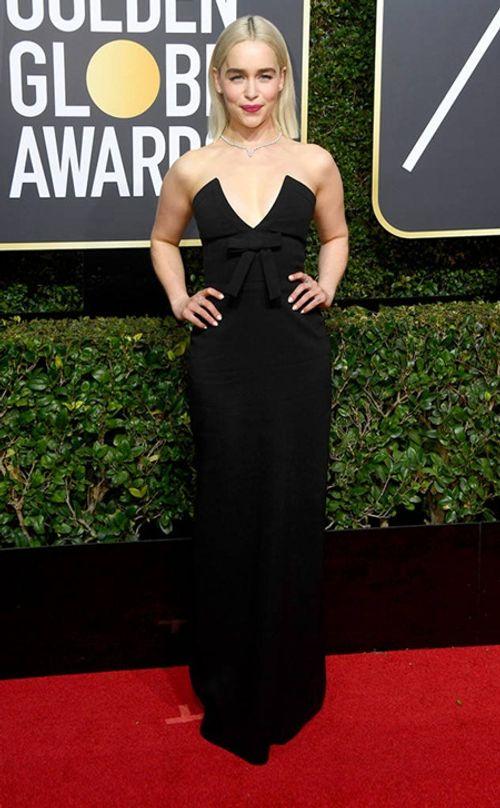 Quả Cầu Vàng 2018: Dàn sao Hollywood đồng loạt diện đồ đen trên thảm đỏ - Ảnh 14