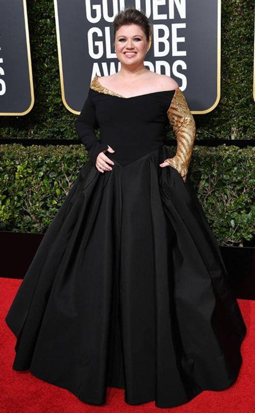 Quả Cầu Vàng 2018: Dàn sao Hollywood đồng loạt diện đồ đen trên thảm đỏ - Ảnh 7