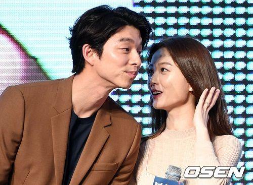 """Tin kết hôn của """"Yêu tinh"""" Gong Yoo và Jung Yumi lan truyền chóng mặt - Ảnh 1"""