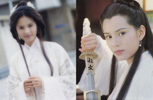 """Sao Hoa ngữ và những vai diễn """"thay đổi vận mệnh"""" trong phim kiếm hiệp Kim Dung - Ảnh 3"""