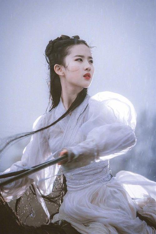 Nàng Tiểu Long Nữ mới nhất của Kim Dung: Nhan sắc thoát tục, khí chất thơ ngây - Ảnh 1