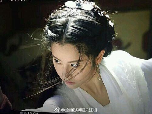 Nàng Tiểu Long Nữ mới nhất của Kim Dung: Nhan sắc thoát tục, khí chất thơ ngây - Ảnh 2