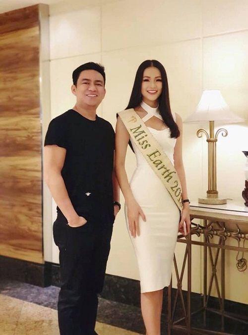 Phía Hoa hậu Phương Khánh lên tiếng về tin đồn hẹn hò bác sĩ Chiêm Quốc Thái - Ảnh 3