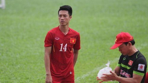 AFF Cup 2018: Tiến Dũng, Huy Hùng chấn thương trước trận gặp ĐT Lào - Ảnh 1