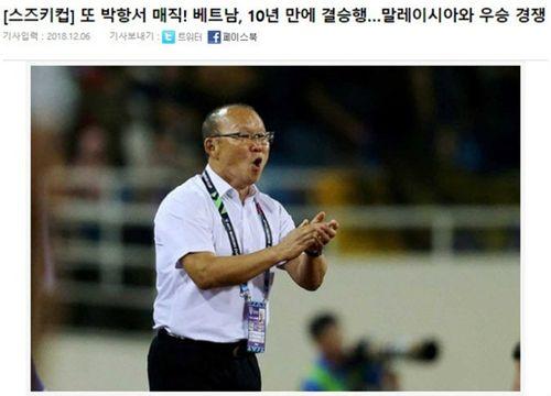 Báo Hàn nể phục ông Park vì 2 lần chiến thắng HLV Eriksson - Ảnh 2
