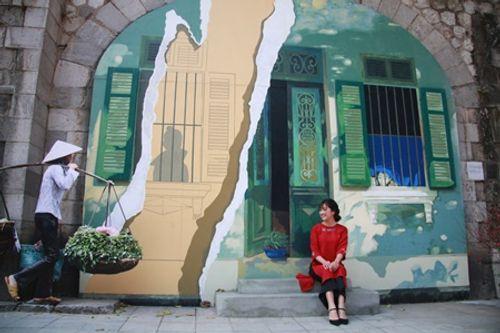 Điểm danh loạt địa điểm chụp ảnh Tết siêu đẹp ở Hà Nội - Ảnh 6