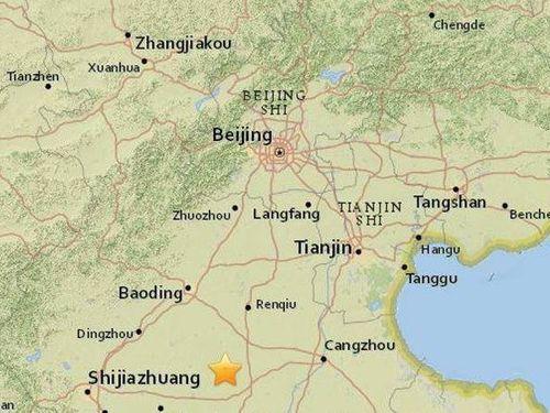 Trung Quốc: Động đất 4,3 độ Richter xảy ra gần thủ đô Bắc Kinh - Ảnh 1