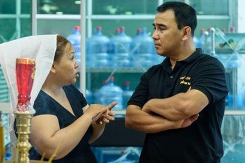 Người thân, đồng nghiệp nghẹn ngào tiễn đưa nghệ sĩ Nguyễn Hậu - Ảnh 2