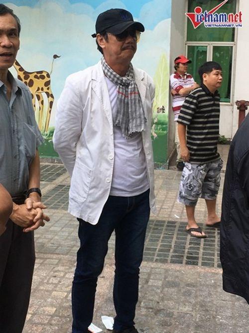 Người thân, đồng nghiệp nghẹn ngào tiễn đưa nghệ sĩ Nguyễn Hậu - Ảnh 7