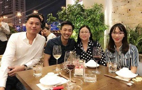 Cường Đô la ra mắt gia đình Đàm Thu Trang dịp năm mới? - Ảnh 1