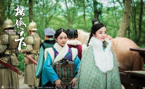 """Loạt phim Hoa ngữ lên sóng 2018 hứa hẹn sẽ khiến fan """"điên đảo"""" - Ảnh 9"""
