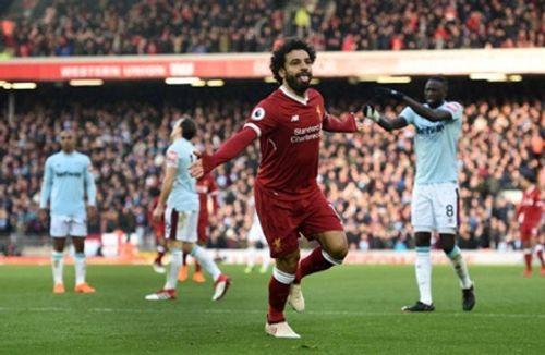 Kết quả Ngoại hạng Anh vòng 28: Liverpool thắng đậm, chiếm ngôi nhì bảng của MU - Ảnh 1