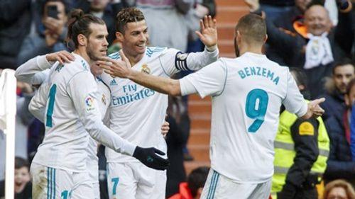 Kết quả vòng 25 La Liga: Real và Barca cùng đại thắng mãn nhãn - Ảnh 1